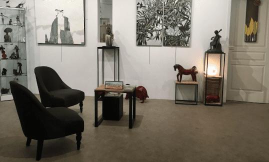Gallery 'Atelier des Arts' Bedoin France
