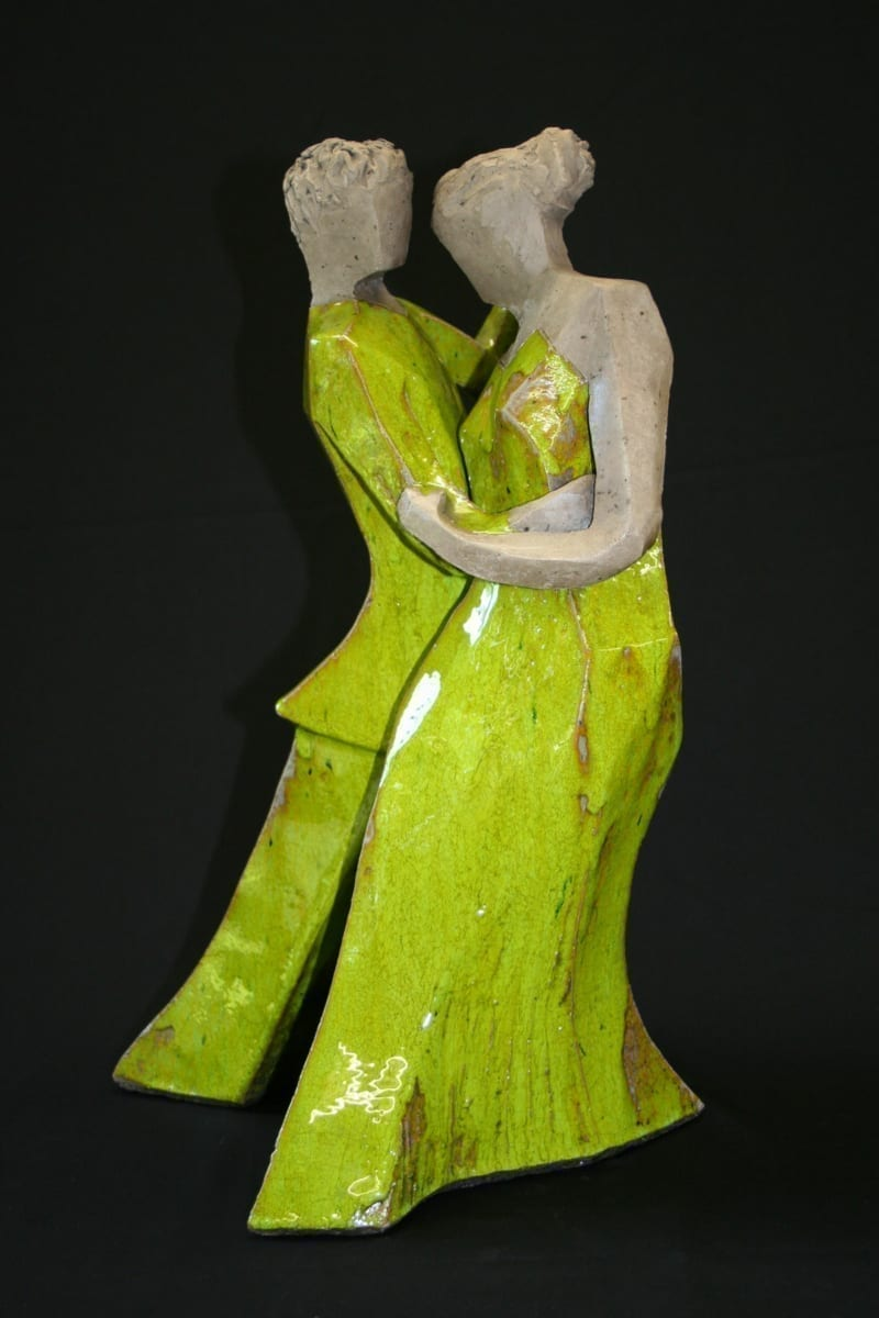 Tango passion, Terre-Raku